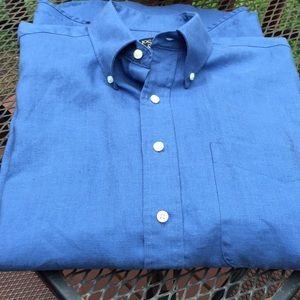 JosA Bank Linen shirt